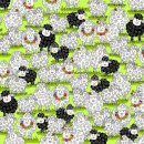 Green Packed Sheep