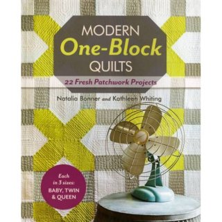 Modern one Block Quilts
