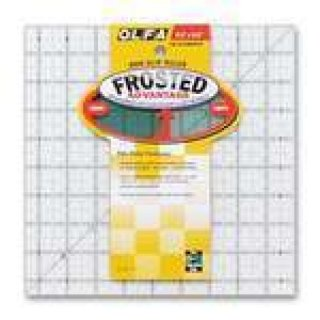 Olfa Frosted 9.5in Quadrat-