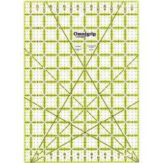 Ruler Omnigrid 5inx12in