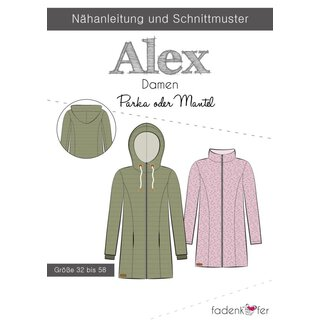 Parka Alex Damen