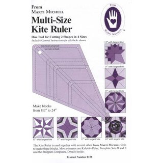 Multi Size Kite Ruler