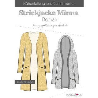 Strickjacke Minna, Damen